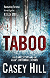 Taboo (CSI Reilly Steel Book 1)