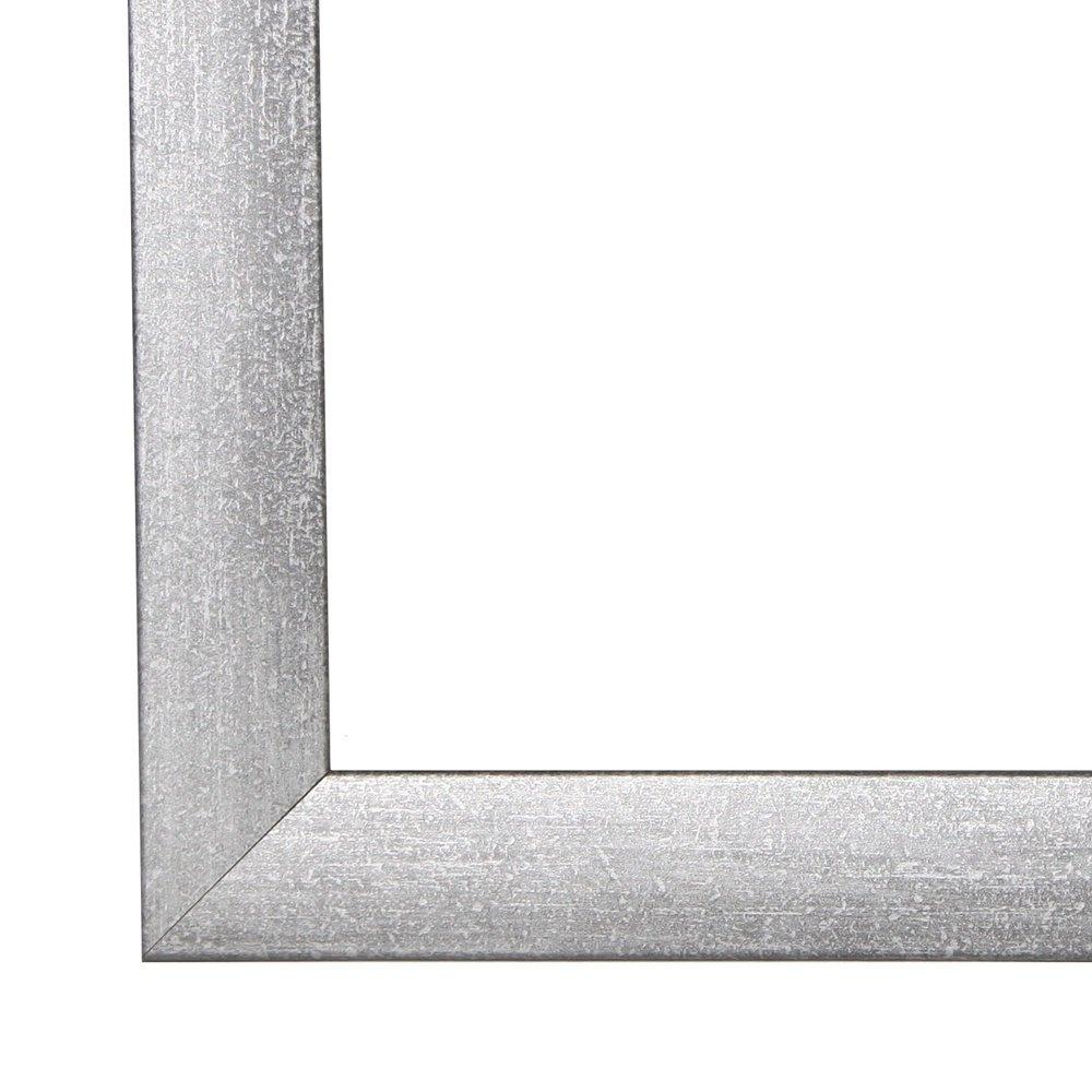 NiRa35 Bilderrahmen nach Maß für 30 cm x 149 cm Bilder, Farbe: Grau ...
