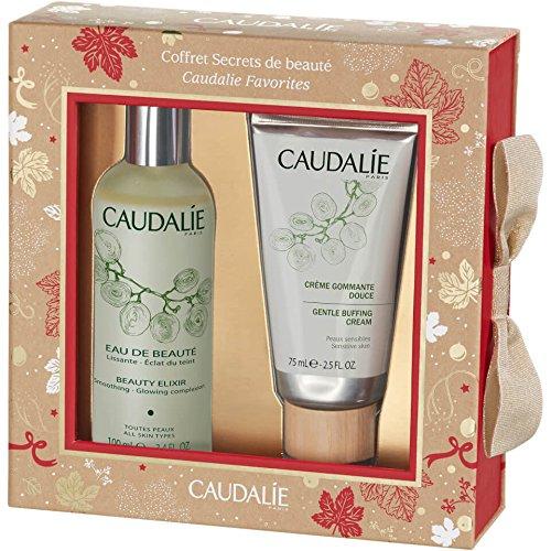 Preisvergleich Produktbild Koffer Secret Beauty-Eau de Schönheit 100 ml und Creme Feuchtigkeitsspendende Weiche 75 ml