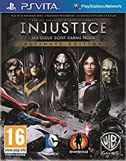 Injustice : les Dieux sont parmi nous - Ultimate Edition (B00FLKLAQM) | Amazon price tracker / tracking, Amazon price history charts, Amazon price watches, Amazon price drop alerts