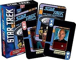 Star Trek Next Generation Spielkarten Deck