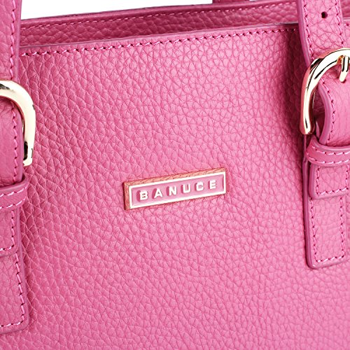 Banuce , Cabas pour femme Rose rose rose