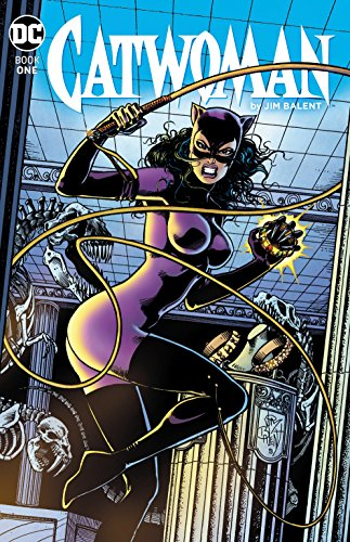 Catwoman by Jim Balent Book One