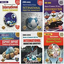 IGNOU Master of Commerce (MCOM) set of six books IBO-1,IBO-2,IBO-3,IBO-4,IBO-4,IB0-5,IBO-6 in English Medium with previous years solved question papers