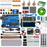 Starter Learning Kit for Arduino with UNO R3 Board and Detailed CD tutorials