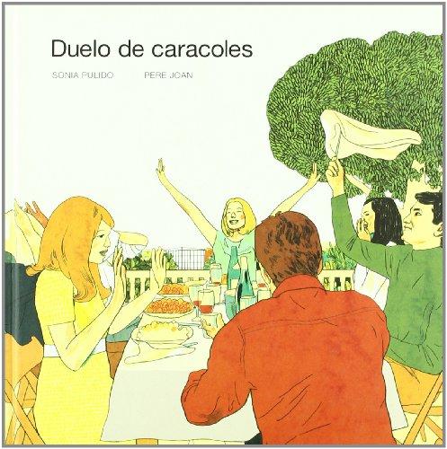 Duelo de caracoles Cover Image