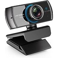 LOGITUBO HD Webcam 1080P Streaming Kamera mit Mikrofone Video Chat und Aufnahme PC Web Cam für Windows Mac Xbox One…