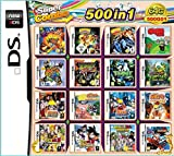 KUAILE 500 en 1 Tarjeta de Consola de Video Juego Cartucho para...