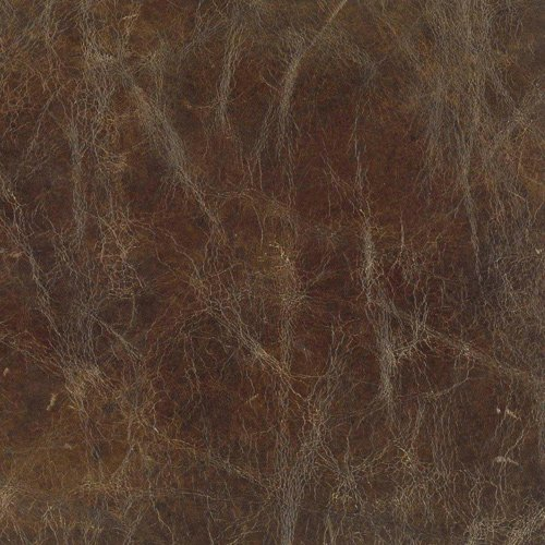 Vintage braun Distressed Top Getreide anilines Full Hide, Leder -