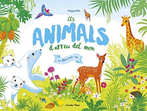 Els animals d'arreu del món (LLIBRES SORPRESA)