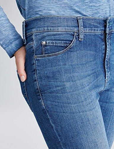 Pioneer Damen Skinny Jeans Katy Blau (blue superstone used with Buffies 147)
