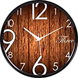 Regent Wall Clock With Glass For Home / ...