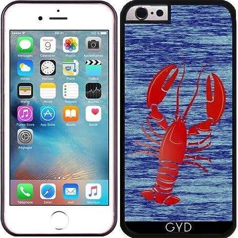 Custodia in silicone per Iphone 6/6S - Aragosta by (Lobster Personalizzato)