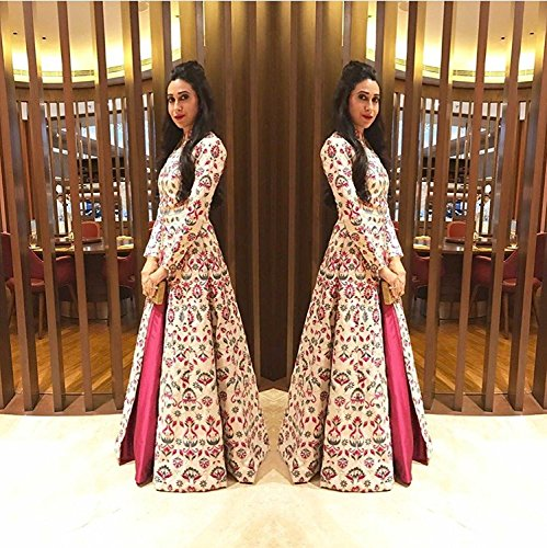 Buy Aarna Fashions New Gowns For Women Party Wear Lehenga Choli For