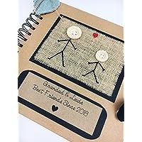 Personalised Grandad Scrapbook/Photo Album - Fathers Day Gift - Gift for Grandad - Gift for Grandfather - Grandfather Gift