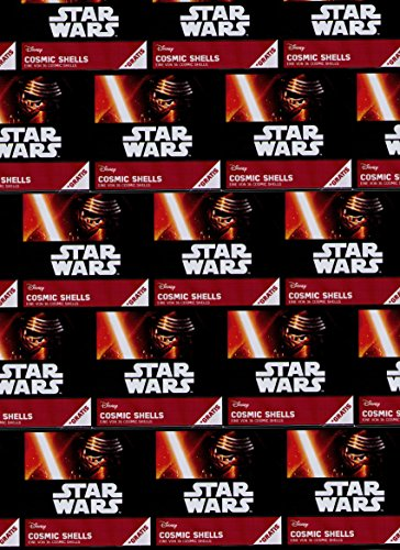 50-rewe-star-wars-cosmic-shell-collector-cards-pack-of-50-with-original-wizuals-sticker