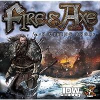 Fire & Axe: Viking Saga Jeu de société