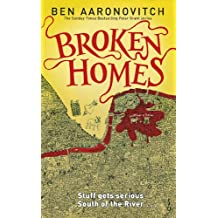 Broken Homes: The Fourth PC Grant Mystery (English Edition)
