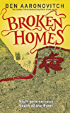 Broken Homes (PC Peter Grant Book Book 4) (English Edition)