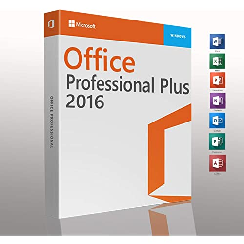 Office 2016 Professional Plus 1 PC Lifetime - license key - Email Delivery No Media