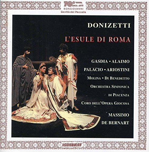 Donizetti: L'esule di Roma (Th...