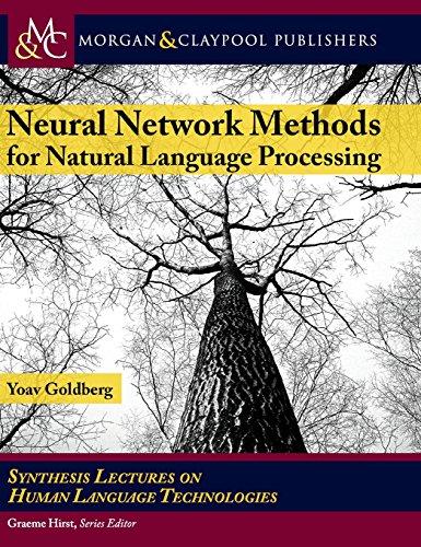 Neural Network Methods in Natural Language Processing par Yoav Goldberg