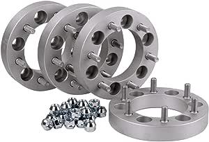 Hofmann Spurverbreiterung Aluminium 4 Stück 30 Mm Pro Scheibe 60 Mm Pro Achse Inkl TÜv Teilegutachten Auto