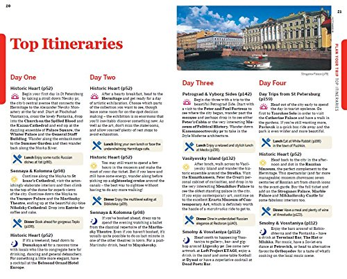 Lonely Planet St. Petersburg (City Guides) - Bild 5