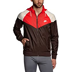 Nike Windrunner RU Heritage Jacke Chaqueta De Running Para Hombre