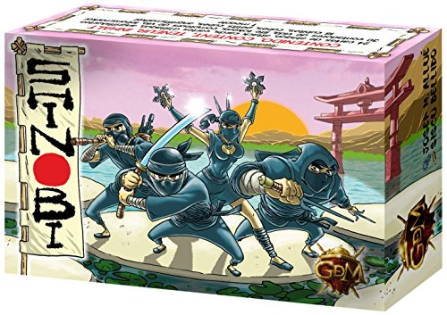 GDM Games-Shinobi, Strategiespiel (gdm104)