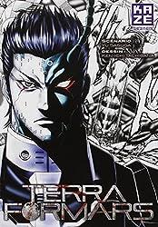 Terra Formars - Starter Pack T01 A T03