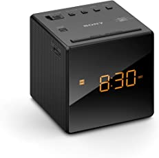 Sony ICF-C1 Digital Clock Radio (Black)