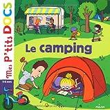 camping (Le) | Ledu, Stéphanie (1966-....). Auteur