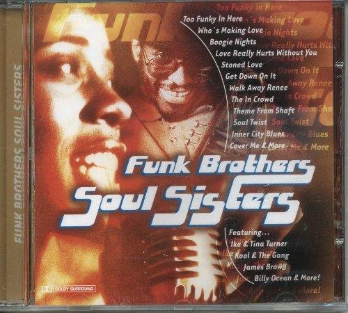 Funk Brothers Soul Sisters By Various (2003-02-17)