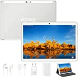Tablet 10 Pulgadas, Android 10 YESTEL Tablets, 4 GB de RAM, 64 GB Ampliables hasta 128 GB, Procesador Quad-Core, Pantalla HD
