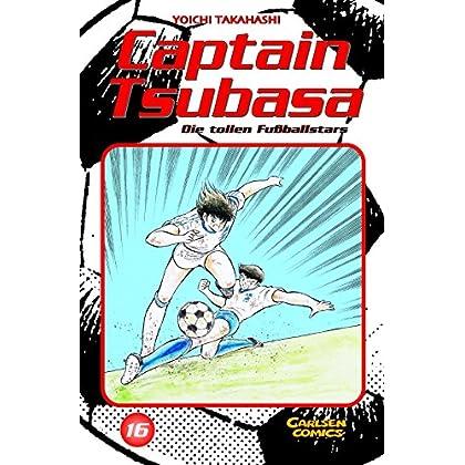Captain Tsubasa. Die tollen Fußballstars 16.