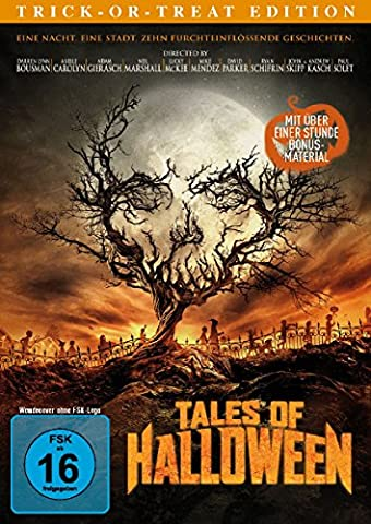 Tales of Halloween-Trick Or Treat Edition