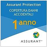 1 anno copertura danni accidentali per un dispositivo elettronico indossabile da 40 EUR a 49,99 EUR