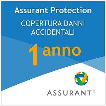 1 anno copertura danni accidentali per un dispositivo elettronico indossabile da 30 EUR a 39,99 EUR