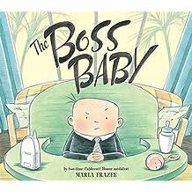 The Boss Baby by Marla Frazee (2010-08-31)