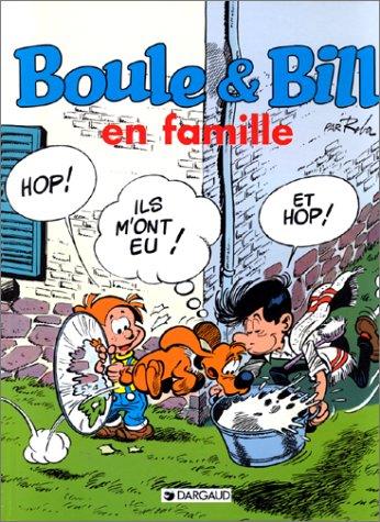 Boule et Bill, Hors série : Boule et Bill en famille