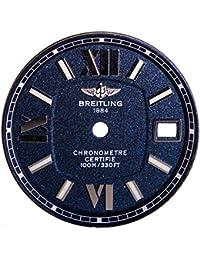 Breitling a7135612/C753Cockpit Lady 22mm cadran bleu pour 32mm Femme Montre