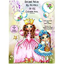 Sherri Baldy My Besties Of OZ Coloring Book