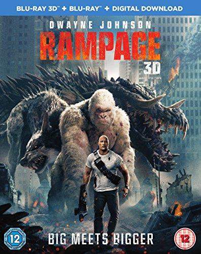 RAMPAGE [Blu-ray] [2018]