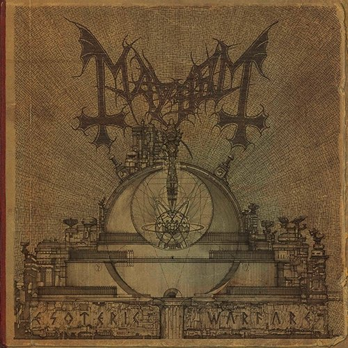 Mayhem: Esoteric Warfare (Deluxe Digipack) (Audio CD)