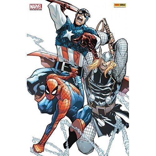 Marvel heroes 13 vc par Brian Michael Bendis