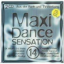 Dancehits 1 4 (Compilation CD, 32 Tracks)