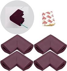 "Grasshopr ""U"" Shaped Edge Cushions Guard Protector - Pack Of 4"