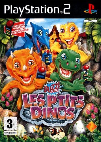 Buzz! Junior Les Ptits Dinos : Playstation 2 , FR