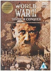 World War 2 - Divide and Conquer [DVD]